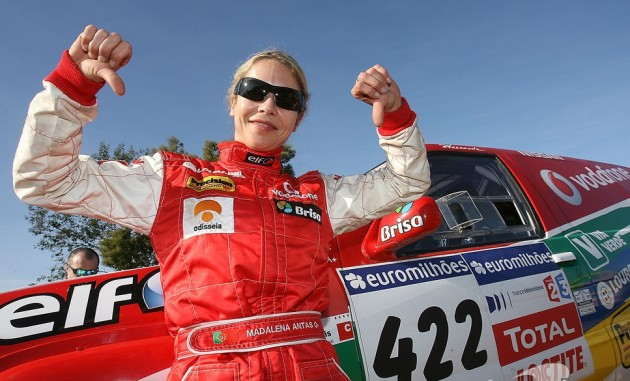 10 Most Appealing Female Race Car Drivers - Page 6 of 11