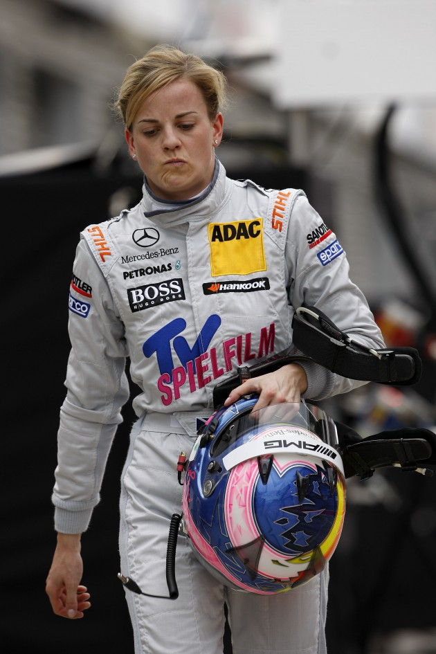 10 Most Appealing Female Race Car Drivers - Page 3 of 11