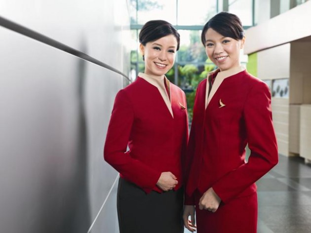 10 Most Gorgeous Airline Flight Attendants - Page 6 of 11 ...