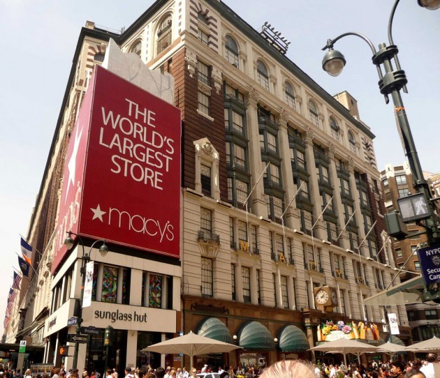Macys Sell: 6 Nail Houses Homeowners Who Wouldn't Take The Bait To