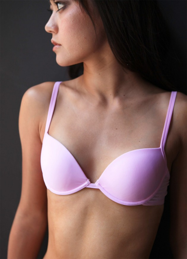 This company designed a bra for small boobs because they were ignored for too long