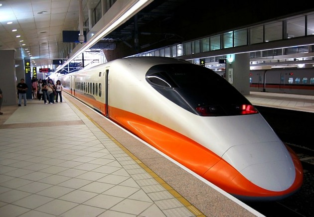 10 Fastest Bullet Trains on the Planet - Herbeat