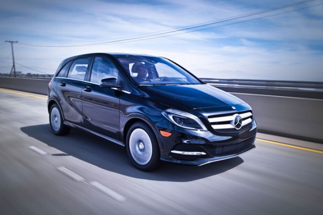 10 electric cars you will really want to drive herbeat for Mercedes benz b250e