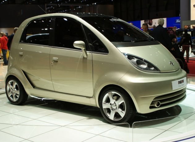 The Indian Car Company Tata Was Looking For A Way To Create An Affordable That Almost Anyone Would Be Able What They Came Up With Nano